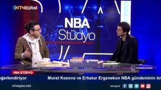 [CANLI] Murat Kosova ve Erbatur Ergenekon NBA gündeminin öne çıkan notlarını  değerlendiriyor