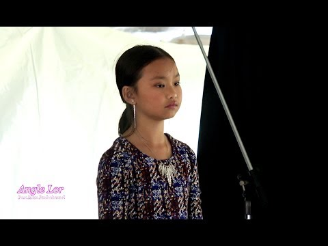 Angle Lor - 3rd place singing competition 9/2/2018