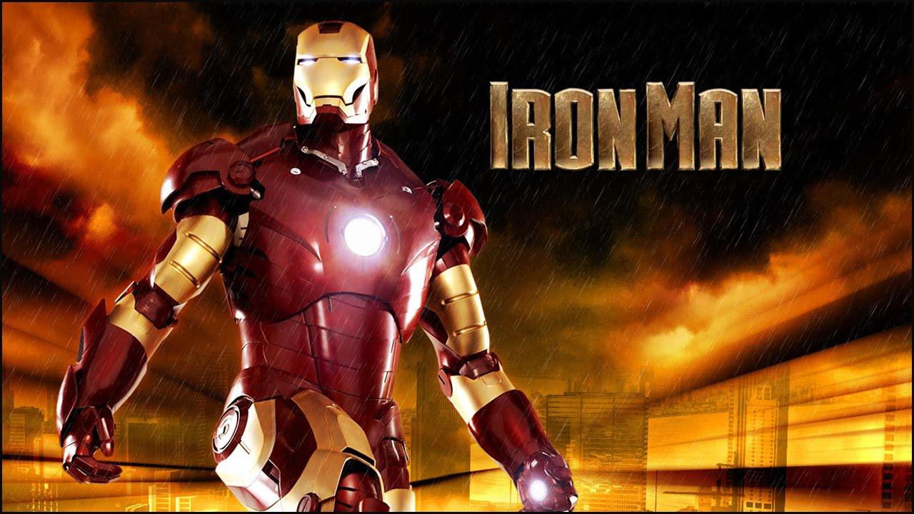 Iron Man Making Games