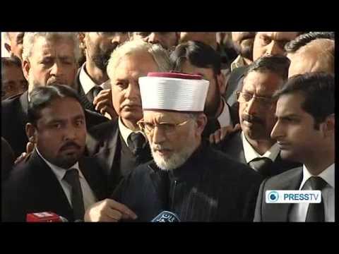 Pakistani reformist cleric back onto spotlight again