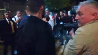 """Ana Brnabić bodrila """"orlove"""" do pobede u Luksemburgu"""