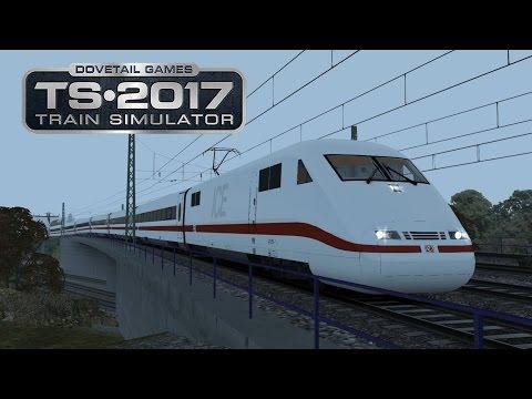 Train Simulator 2017 I #05 ★ Frei ICE 1 nur 250 km I München - Augsburg [Deutsch/HD]