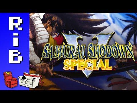 Samurai Shodown V Special! Featuring Trainer Alex!! Run it Back!