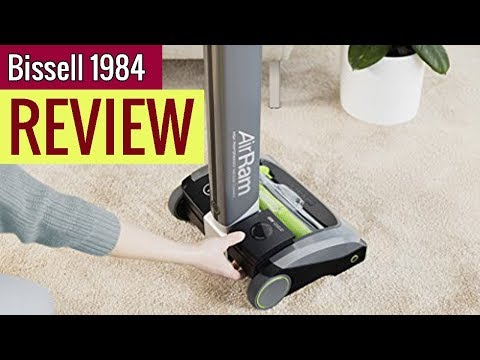 Bissell Air Ram Cordless Vacuum, 1984 Green 2019 review