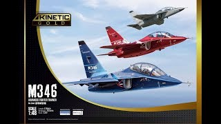 New Kinetic Gold ModelCollect Previewed At The IPMS Nationals 2018