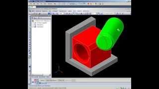 Создание сборки КОМПАС-3D
