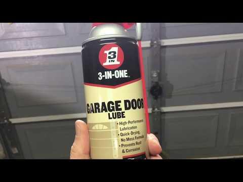 Best Garage Door Lubricant ☆ September 2019 UPDATED Reviews