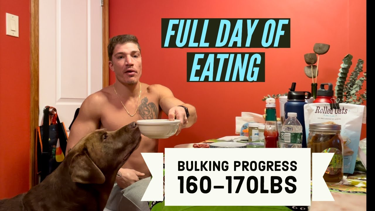 Download FULL DAY OF EATING & BULKING UPDATE | THE IMPORTANCE OF N.E.A.T & HOW TO EASILY BURN EXTRA CALORIES