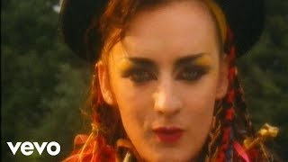 Watch Culture Club Karma Chameleon video