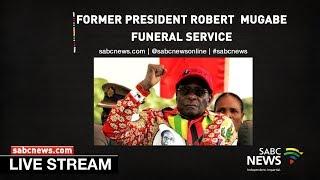 Robert Mugabe Funeral Service, Zimbabwe: 14 September 2019