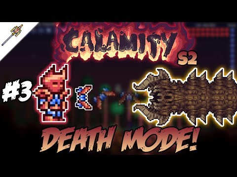 Victide Set + Seashell Boomerang! Calamity Mod D-Mode ||Episode 3 - Season 2||