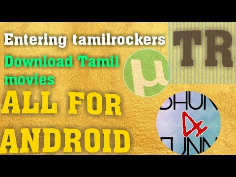 How To Enter Tamilrockers In Android? || How To Download Tamil Movies In Android?||தமிழ் |B4F