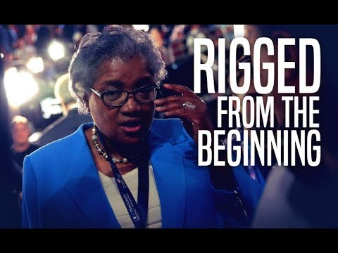 Bombshell: Donna Brazile Admits Democratic Primary Was Rigged For Hillary Clinton