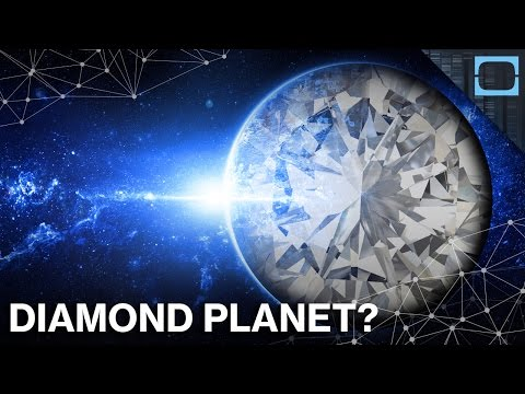 Diamonds In Space?