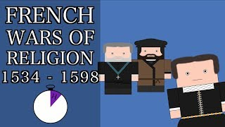 Ten Minute History - The French Wars of Religion (Short Documentary)
