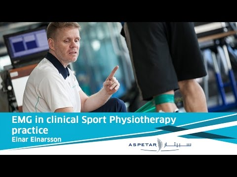 EMG in clinical sports physiotherapy practice: individualising treatment for optimal outcomes