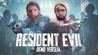 ATNĀCĀM PALĪGĀ!?! | Resident Evil 2 DEMO