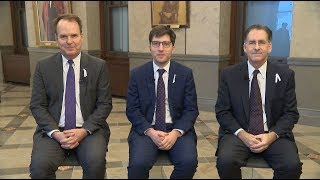 MPs discuss reaction to throne speech