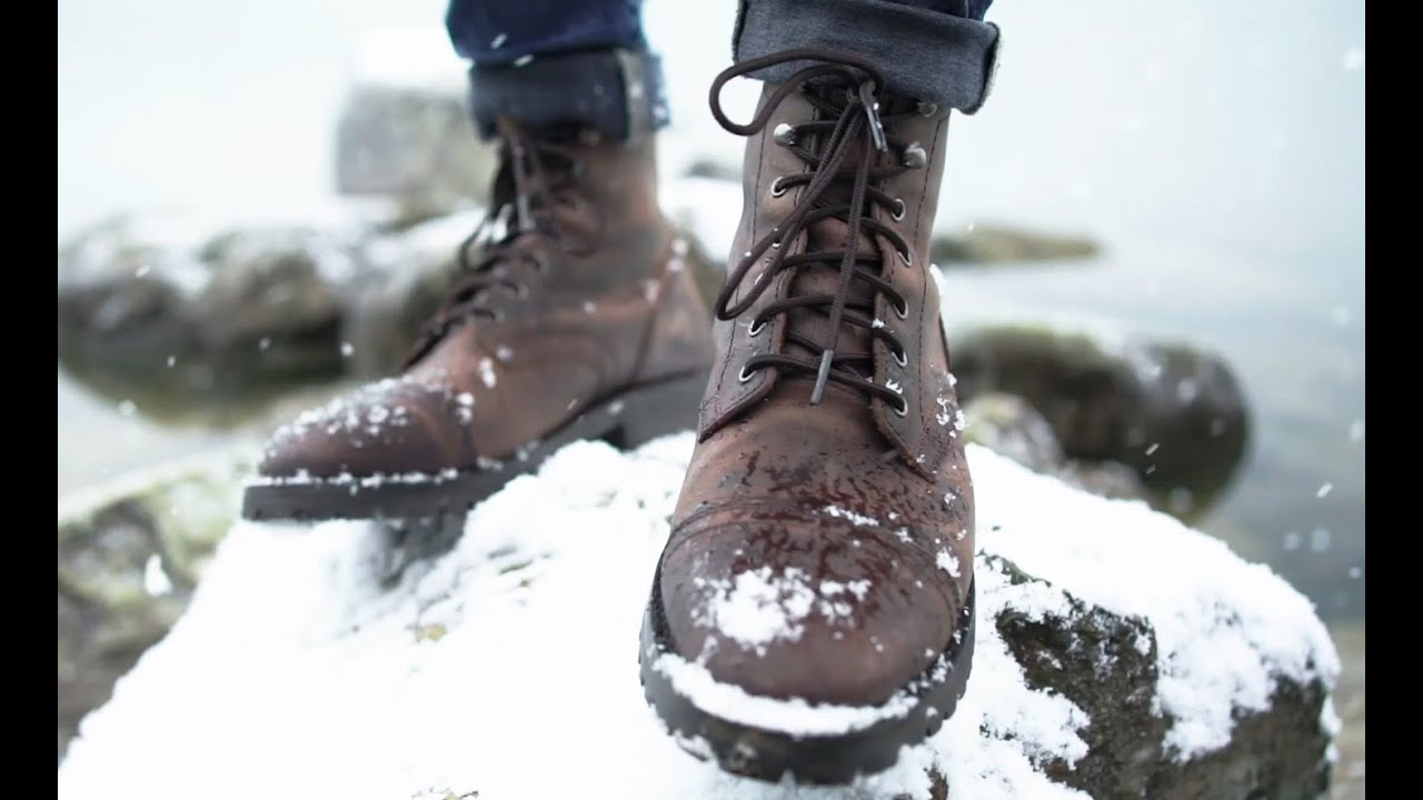 The StormKing™ Tobacco Captain Rugged & Resilient Boot. Built to Last. #ThursdayBoots