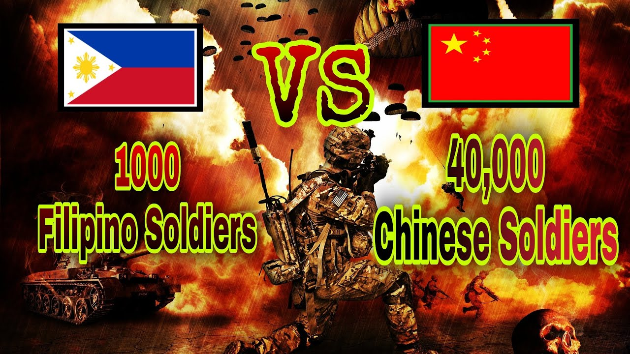 Download 1,000 Pinoy Soldiers, tinalo ang 40,000 Chinese Soldiers, Battle of Yultong