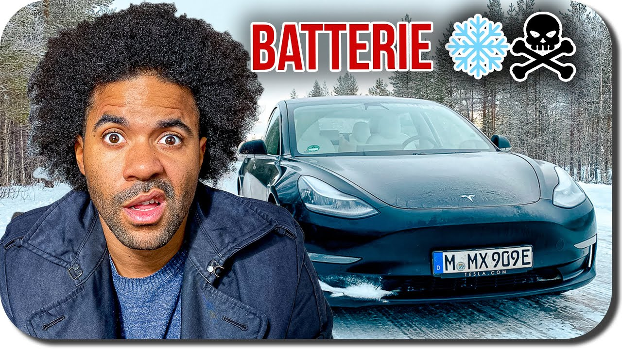 Tesla Model 3 Enttäuschung: SO Anders Siehts Im Winter Aus!