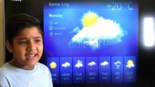 Gems kids weather forecast - Ashaz 3K