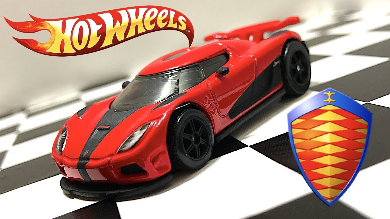 Koenigsegg Agera R Hot Wheels Car! - YouTube