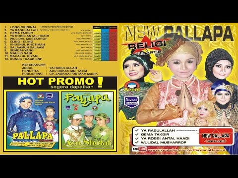 Gerry Mahesa & Brodin - Gema Takbir - New Pallapa [ Official ]
