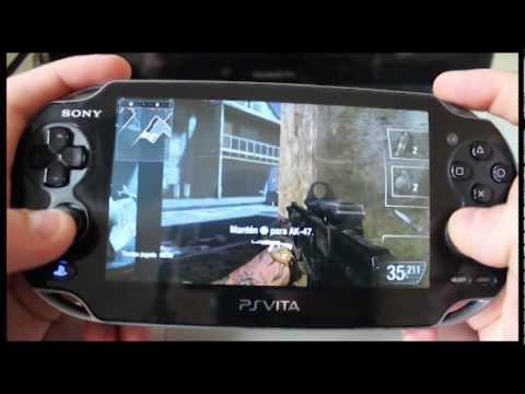 Call Of Duty Black Ops Declassified PSVITA Español (Unboxing, review, gameplay y trofeos)
