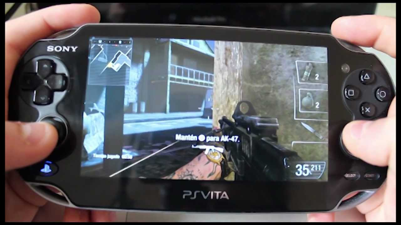 Call Of Duty Black Ops Declassified Psvita Espanol Unboxing Review