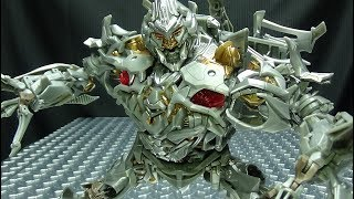 MPM-8 Masterpiece Movie MEGATRON EmGo&#39s Transformers Reviews N&#39 Stuff
