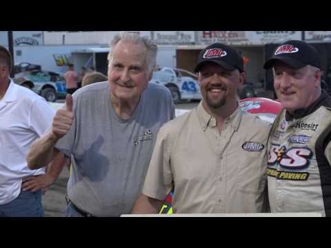 Lebanon Valley Speedway Highlights June 17th, 2017