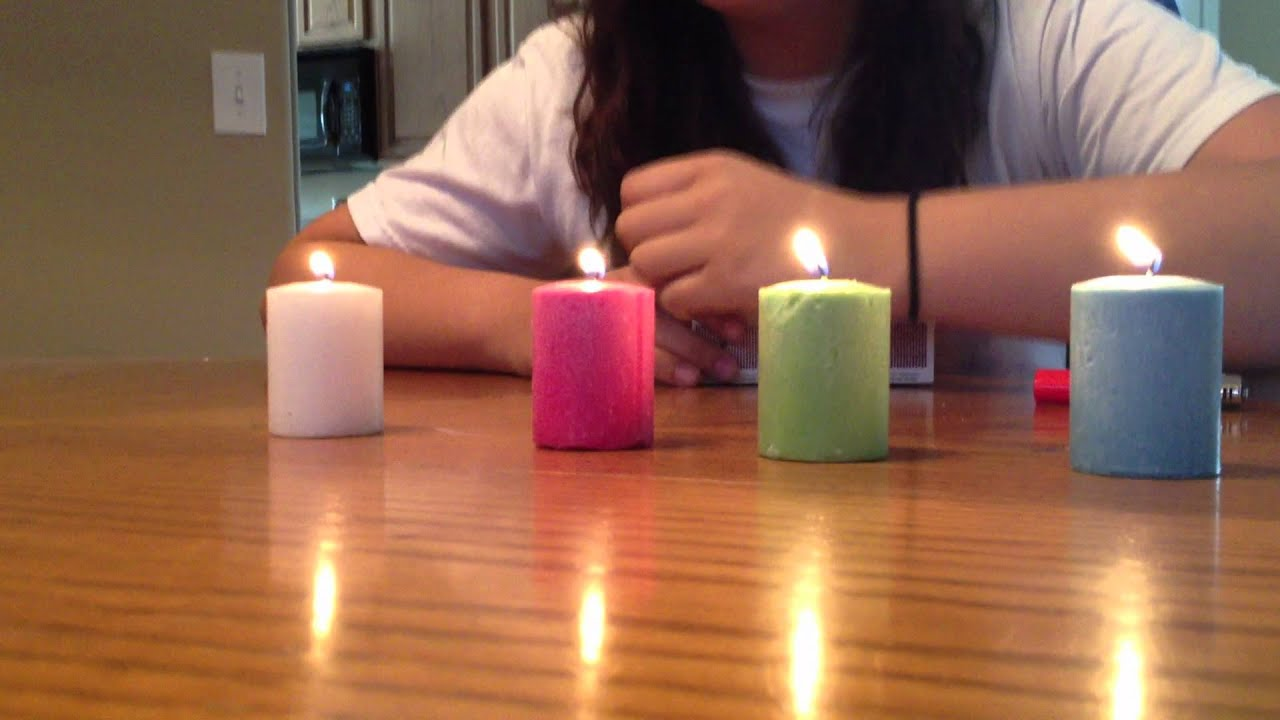 do white candles burn faster than colored candles research paper Research papers vegetarianism vs meat eating in the bible fun with do white  candles burn faster than colored candles research paper.