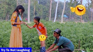 Must Watch Funny😀😀Chuto Dada Comedy Video 2019 | Funny Vines | Try To Not Laughing | FK Music