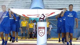 Resumen: CD Olimpia 2 - 0 Comunuicaciones - #SCL2019