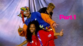 MTV Past present and Future - TLC Part 1