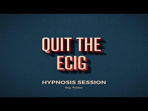 Quit The E-Cigarette Hypnosis Session
