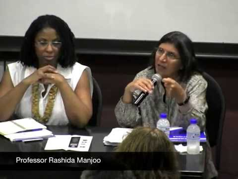 IGDS Panel Discussion Promoting the Rights of Women in T&T