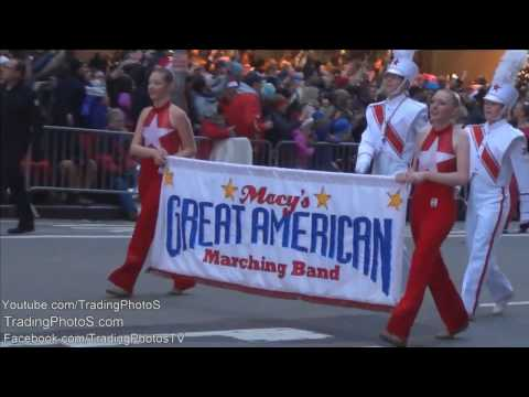 Macy's parade  Streaming