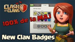 [Exclu] 100% de la MAJ de février dévoilée | Clash of Clans | Français