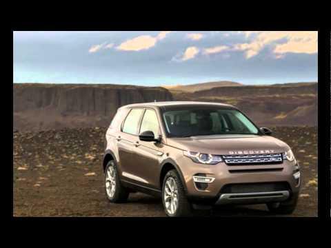 2016 Land Rover Discovery Sport Kaikoura Stone