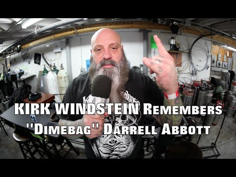 KIRK WINDSTEIN Remembers DIMEBAG, Defends Philip H. Anselmo & Discusses Concert Safety!