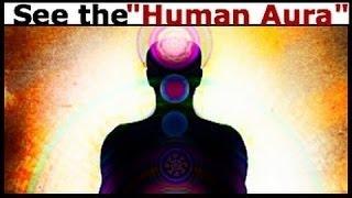 Metodo veloce e facile per vedere la misteriosa aura in soli 5 minu...