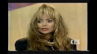 La Toya Jackson Interviewed On Geraldo