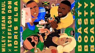 Wiley Ft. Stefflon Don ft. Sean Paul & Idris Elba - Boasty  January 2019 Resimi