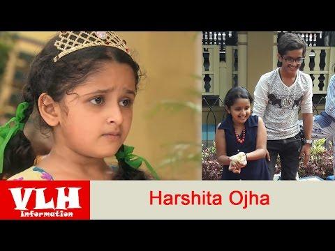 Harshita Ojha Pemain Malaikat Kecil dari India di ANTV