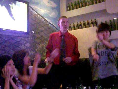 Twist and Shout Karaoke at Kowloon Bay   Hong Kong   November 2011