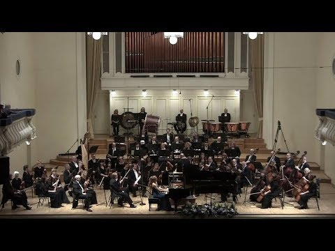 Ravel - Piano Concerto in G major, Tallinn International Piano Competition