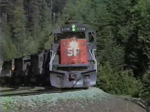 Southern Pacific in Oregon 2