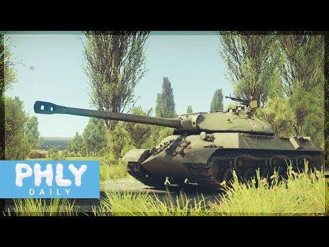 THE BRAWLER | IS-3 Soviet Heavy Tank (War Thunder Gameplay)